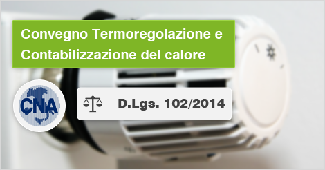 Convegno TermoregolazioniConvegno Termoregolazioni
