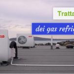 Trattamento Gas Refrigeranti